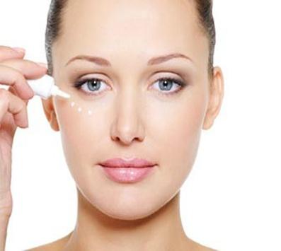 Θεραπεία Ματιών για μαύρους κύκλους, οιδήματα και λεπτές ρυτίδες